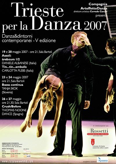 Trieste per la danza 2007