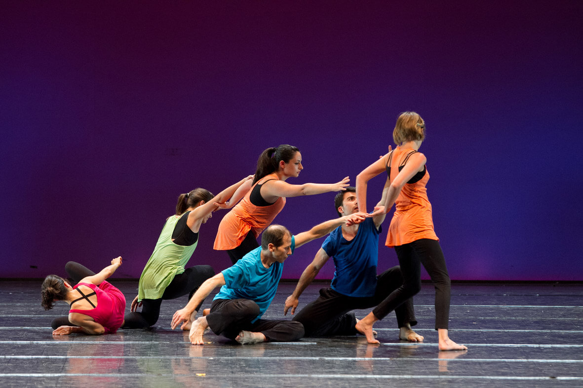 danza contemporaneo
