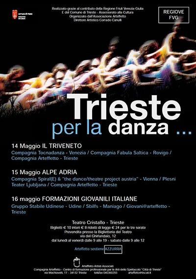 Trieste per la danza 2004