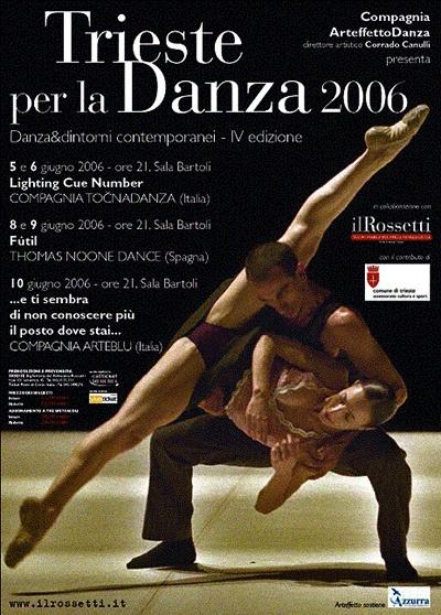Trieste per la danza 2006