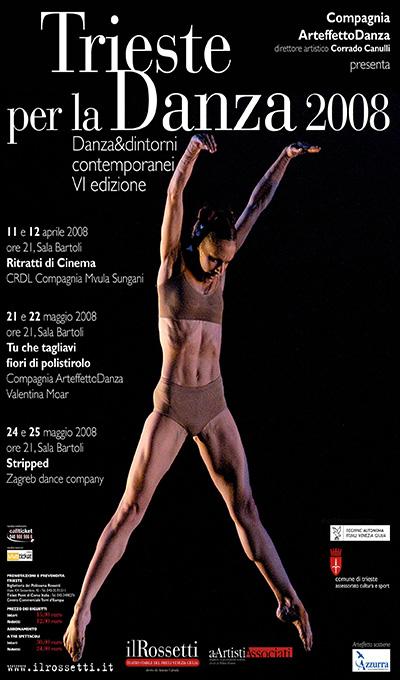 Trieste per la danza 2008